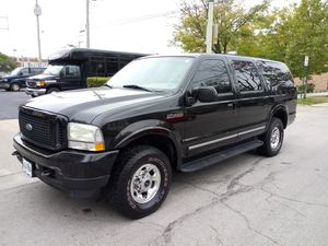 💪2003 FORD EXCURSION 4X4💪 for Sale in Oak Park, IL