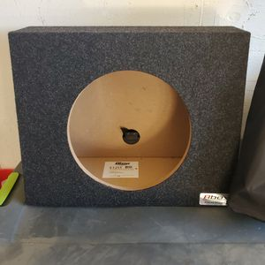 Speaker Box for Sale in Hanford, CA