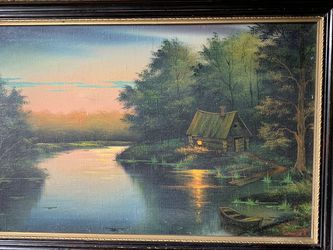 Painting With Frame for Sale in Vancouver,  WA