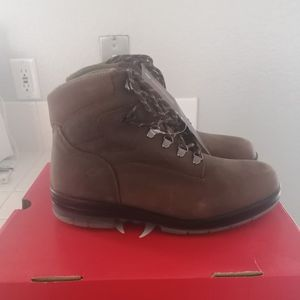 Brand New Wolverine Work Boots For Men. Size 10. Soft Toe. Waterproof for Sale in Riverside, CA