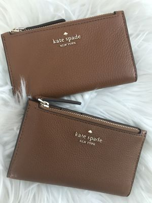 New! Kate Spade Small slim bifold wallet for Sale in Lawndale, CA