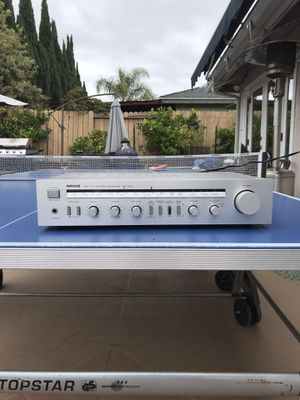 Nikki NR-320 used works tested stereo receiver for Sale in San Diego, CA
