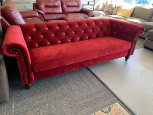 Ne Down Payment No Interest for 120 Days. Brand New Ashley Luxury Sofa. for Sale in Norfolk, VA
