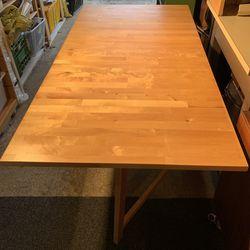 Ikea Norden Gateleg Table for Sale in Seattle,  WA