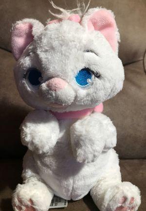 "10.5"" Arista cat stuffed animal$8 for Sale in Menifee, CA"