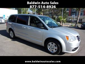 2012 Dodge Grand Caravan for Sale in Escondido, CA