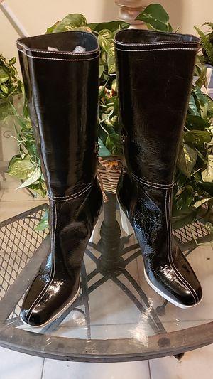 Prada boots size 10 for Sale in Cape Coral, FL