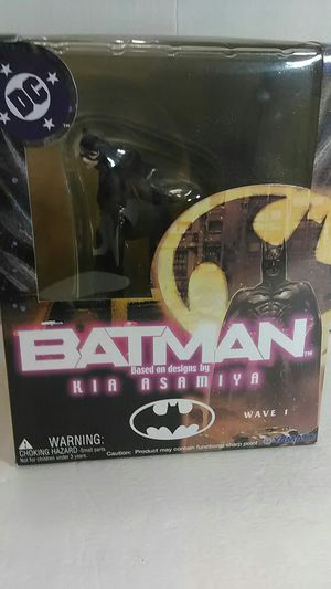 """Batman Based on Design by Kia Asamiya """" Catwoman Action Figure """" - ( Special Poster Inside ) for Sale in Providence, RI"""