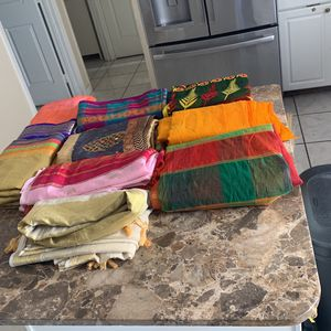 Used Saree In Good Condition for Sale in Port St. Lucie, FL