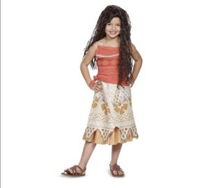 🌼 Disney MOANA Costume🌼 for Sale in Hawthorne, CA