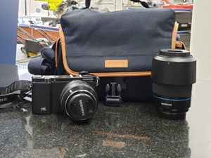 Samsung NX3300 Camera--Ask For JANICE!! for Sale in Winston-Salem, NC