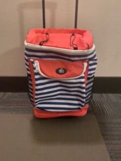 Travel Club rolling Backpack Cooler for Sale in Shoreline, WA
