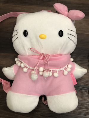 Hello kitty backpack for Sale in Elk Grove, CA