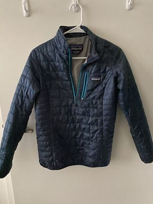 Patagonia XS puffer jacket for Sale in Berkeley, CA
