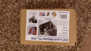 EZ lock couplar lock for Sale in Kalamazoo, MI