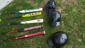 assorted softball Bata. 34 28, 31 18,33 21 for Sale in Englewood, CO