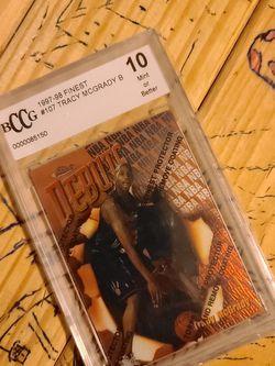 Tracy McGrady Rookie Card for Sale in Glendale,  AZ