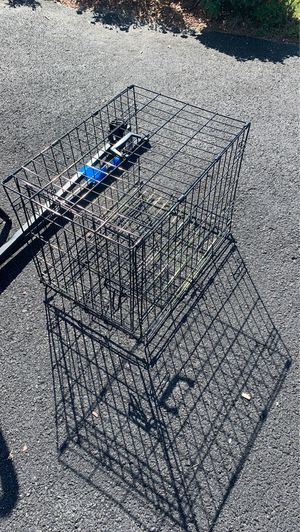 Dog cage free for Sale in Harrisburg, PA