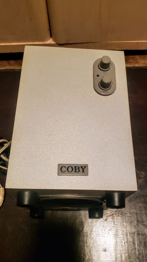 Coby Surround System for Sale in Las Vegas, NV