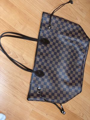 Louis Vuitton lv never full mm bag for Sale in Daly City, CA