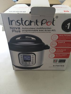 Instant Pot for Sale in Upland, CA
