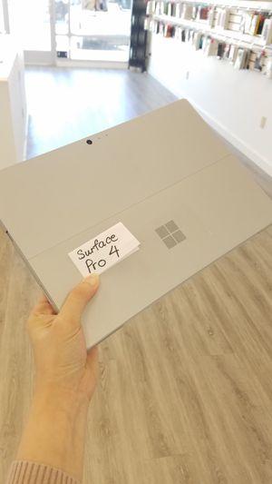 Microsoft Surface Pro 4 128GB for Sale in Renton, WA