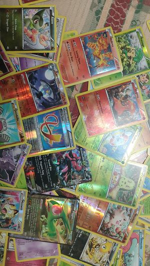 Pokemon trading cards! for Sale in Westminster, CO