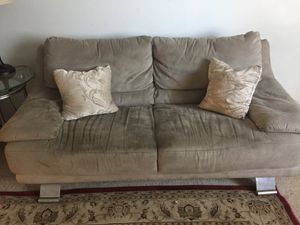 3 Beige couches! $250 for Sale in Des Plaines, IL