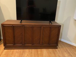 Mid century tv stand or credenza for Sale in Palm Shores, FL