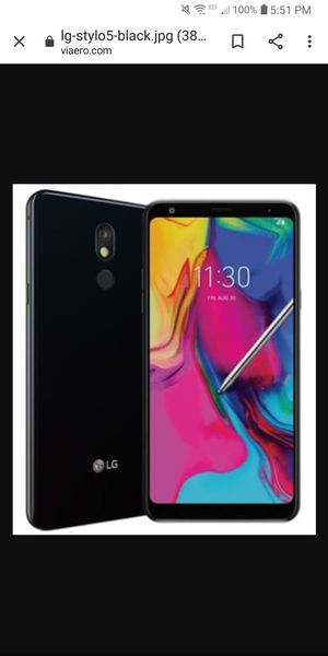 LG stylo 5 for Sale in Pekin, IL