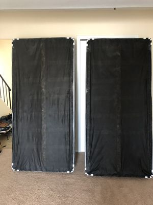 2 Twin box springs (king size ) for Sale in Crofton, MD