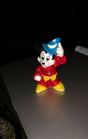Mickey Mouse Wizard Figurine. DISNEY for Sale in Garfield Heights, OH