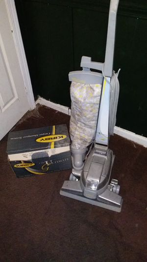 Kirby vacuum cleaner and shampooer for Sale in Springfield, TN