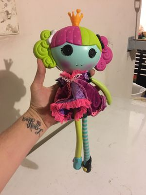 Lalaloopsy doll for Sale in Burleson, TX