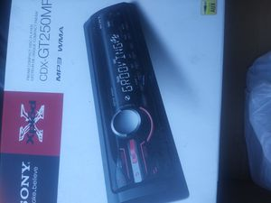 CD player new in the box sonic for Sale in Portland, OR
