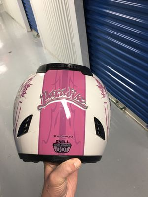 Scorpion motorcycle helmet and padded riding jacket for Sale in Washington, DC