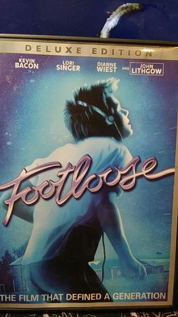 Footloose DVD for Sale in Tracy,  CA
