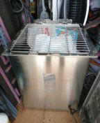 Shor-line stainless steel large dog cage for Sale in UT, US