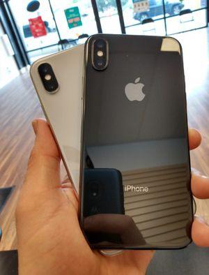 iPhone XsMax 64gb for Sale in Fairfax, VA