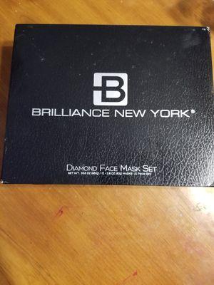 Diamond face mask Brilliance NY for Sale in Claymont, DE