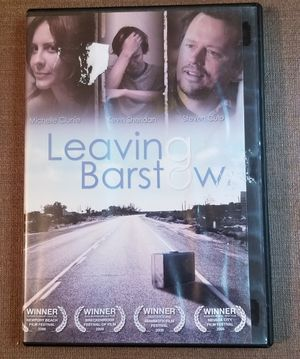 Leaving Barstow dvd movie for Sale in Three Rivers, MI