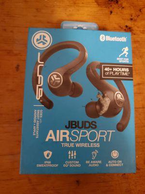 Jlab Jbuds Air sports True wireless for Sale in Atlanta, GA