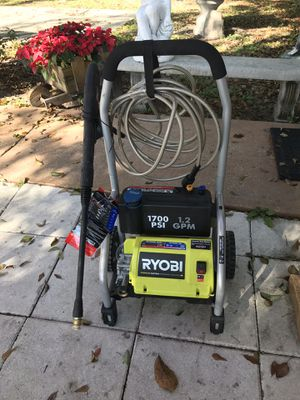 New pressure washer for Sale in Plant City, FL