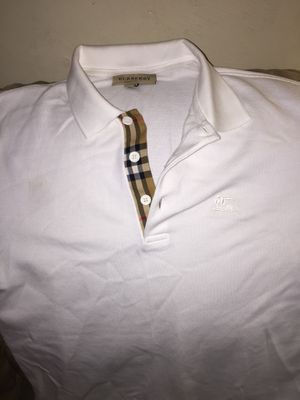 Burberry Collard Shirt for Sale in Pittsburgh, PA