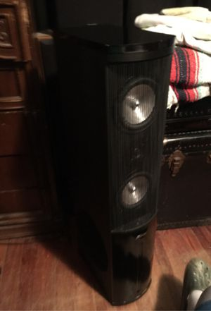 Paramax tower model 1620 hi low frequency high end top quality loudspeakers 400watts $350 for the pair excellent condition for Sale in Carlisle, KY