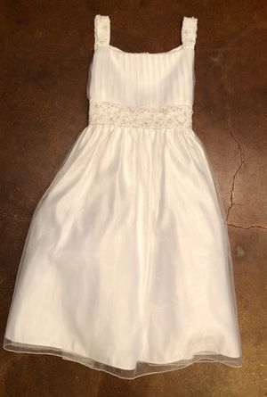 White Girls Flower/First Communion Dress for Sale in Fort Worth, TX