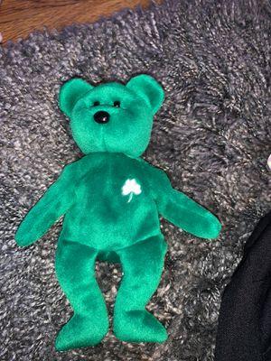 Irish beanie baby for Sale in San Jose, CA