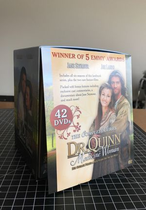 Dr. Quinn Medicine Women Complete DVD Series for Sale in Saginaw, TX