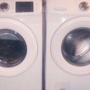 Samsung VRT XL Front Load Washer And Dryer for Sale in Norcross, GA