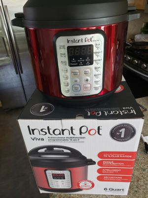 Instant pot 6qt *BRAND NEW* for Sale in Austin, TX
